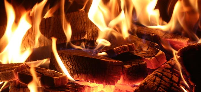 Biomass Burning Wood ~ Biomass is a common feasta